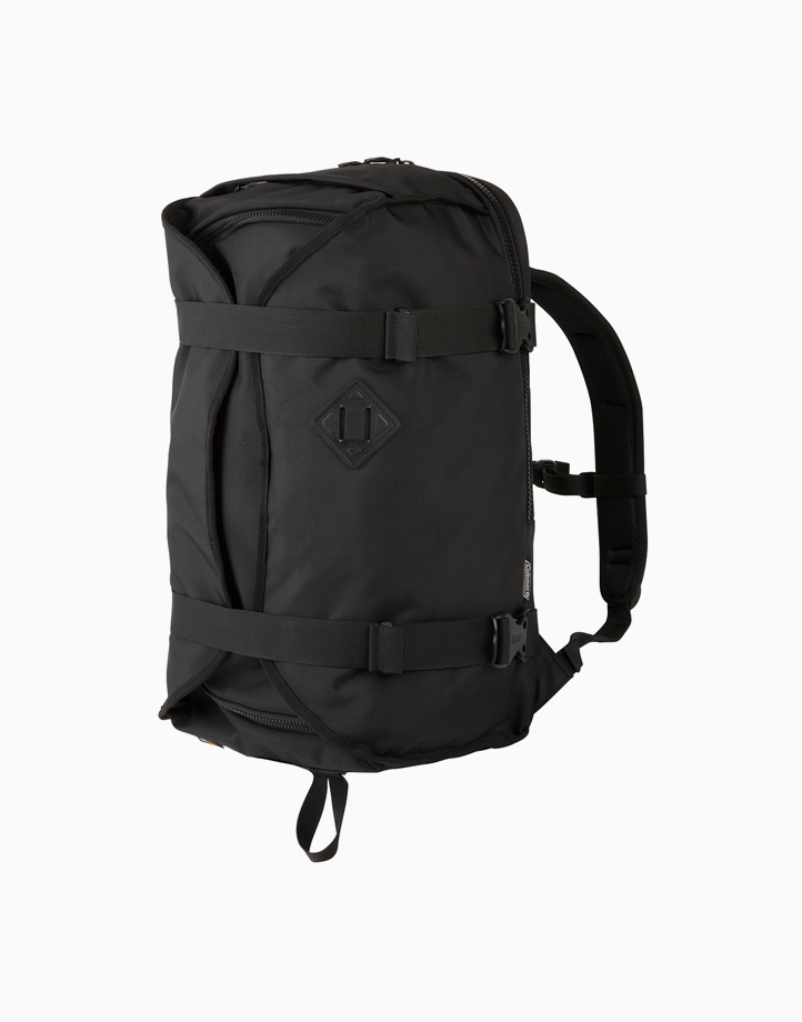 Atlas Opt Travel Backpack With Laptop Sleeve by Coleman   Black