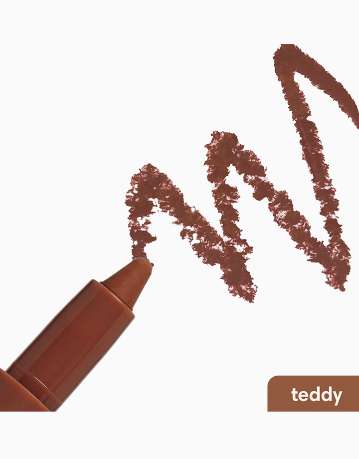 Eyecrayon Do-It-All Eyeshadow Stick by Sunnies Face | Teddy