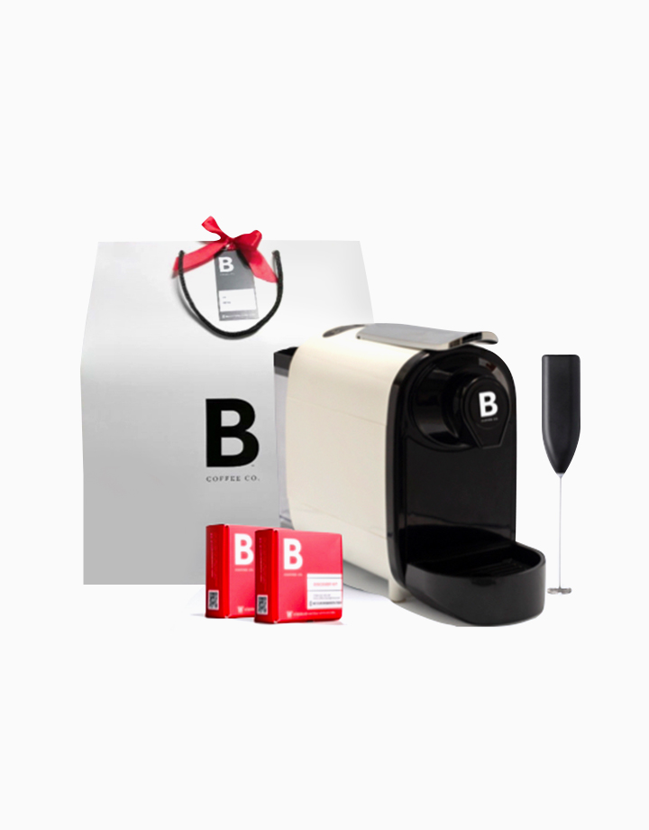 White Gift Set by B Coffee Co.