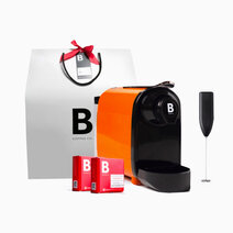 Orange Gift Set by B Coffee Co.