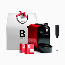 Red Gift Set by B Coffee Co.