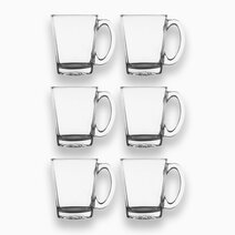 Thailand Premium Clear Glass Cup - 305ml by Sunbeams Lifestyle