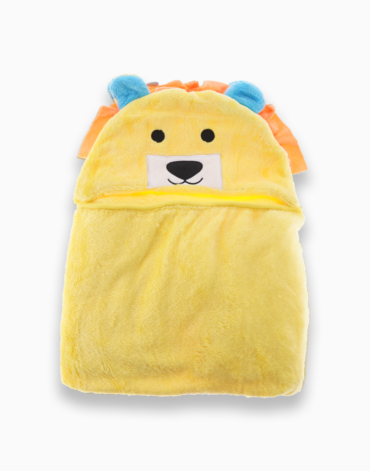Towel Blanket by Gubby and Hammy | Lion
