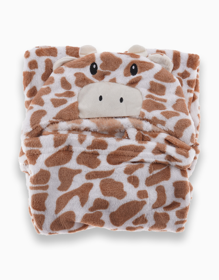 Towel Blanket by Gubby and Hammy | Brown Cow