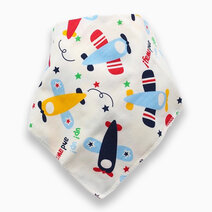 Drool Bib by Gubby and Hammy