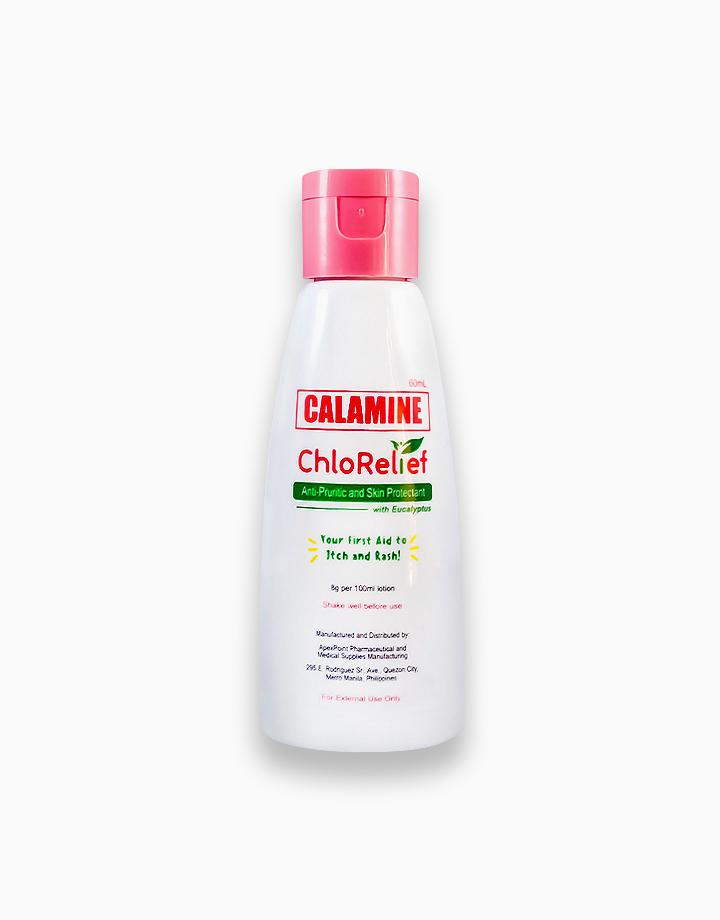 Calamine Anti-Itch and Anti-Rash Lotion (60ml) by ChloRelief