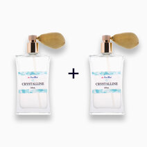 Crystalline Charmed Collection Prime Eau de Parfum (100ml) (Buy 1, Take 1) by Pure Bliss