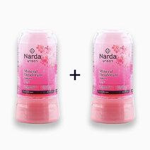 Narda mineral deodorant in sakura %2880g%29 b1t1