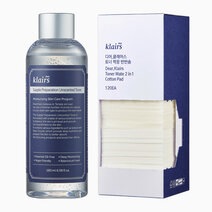 Supple Preparation Kit (Unscented) (Save ₱370) by Dear Klairs
