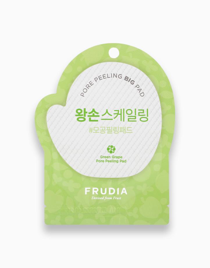 Green Grape Pore Peeling Pad by Frudia