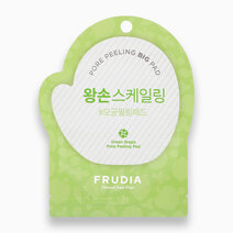Re green grape pore peeling pad