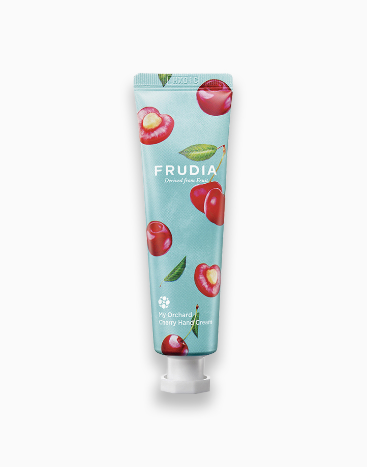 Orchard Cherry Hand Cream by Frudia