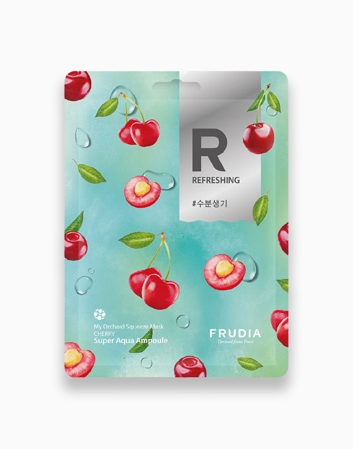My Orchard Squeeze Mask (Cherry) by Frudia