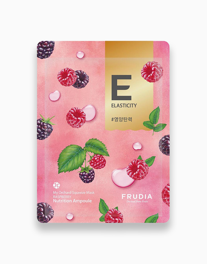 My Orchard Squeeze Mask (Raspberry) by Frudia