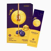 Blueberry Honey Overnight Mask by Frudia