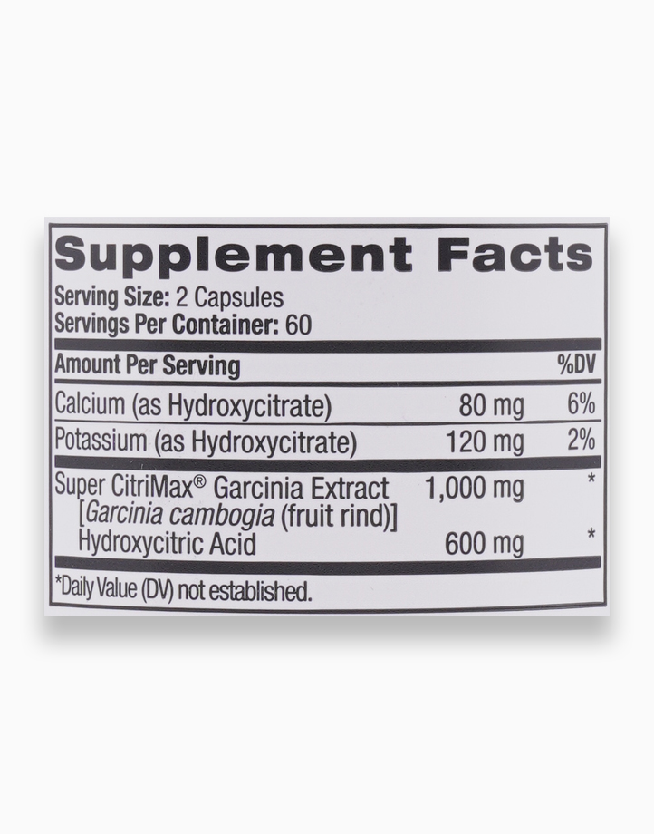 Garcinia Cambogia Weight Management (1,000 mg, 120 Capsules) by Natrol