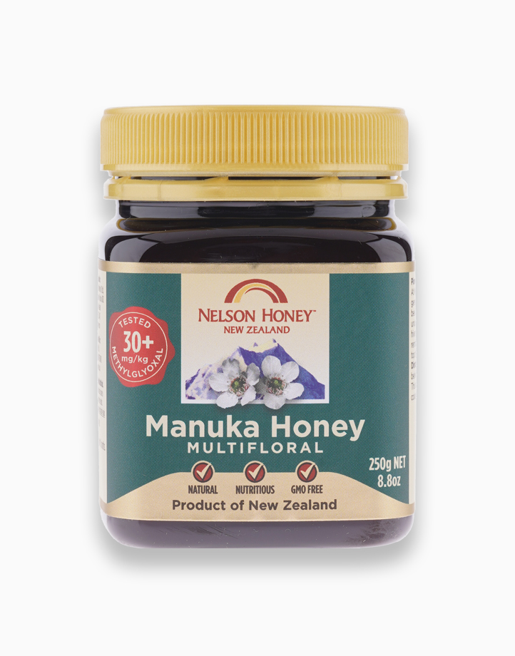 Manuka Honey 30+MG by Nelson Honey