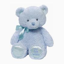 """My First Teddy Blue 15"""" by Gund"""