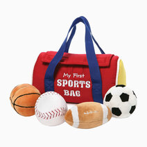My First Sports Bag Playset by Gund