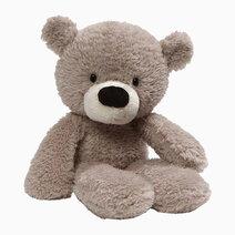 "Fuzzy Gray Bear 13.5"" Soft Plush Toy by Gund"
