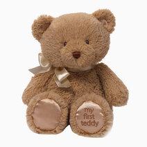 """My 1st Teddy Tan 10"""" Soft Plush Toy by Gund"""