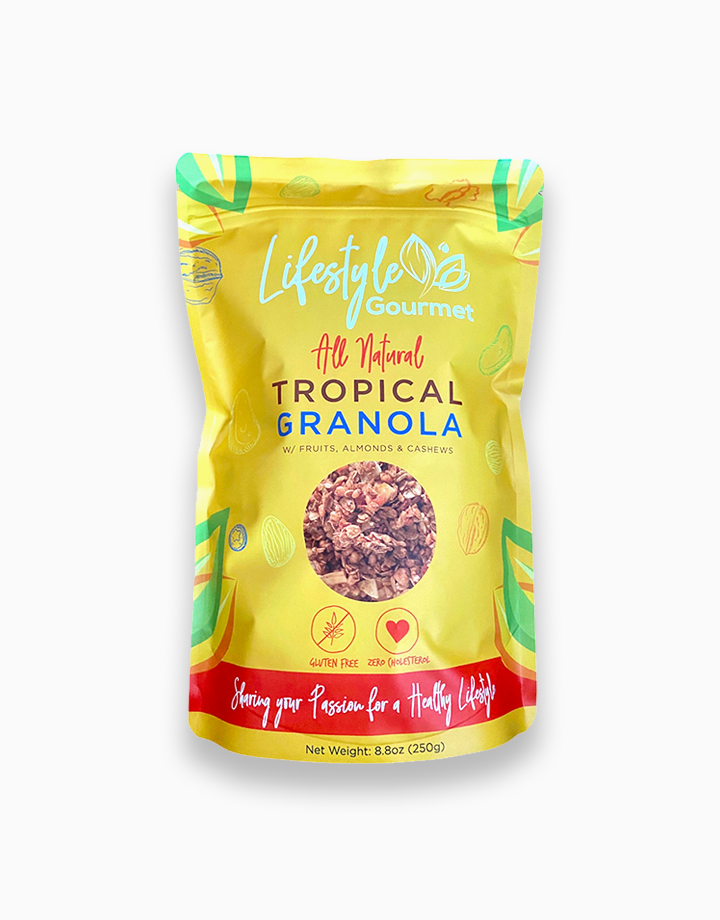 Tropical Granola (250g) by Lifestyle Gourmet