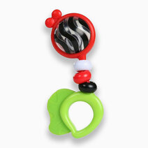 Be Bright Bold Rattle and Teether by Bright Starts