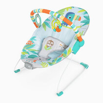 Rainforest Vibes Vibrating Bouncer by Bright Starts