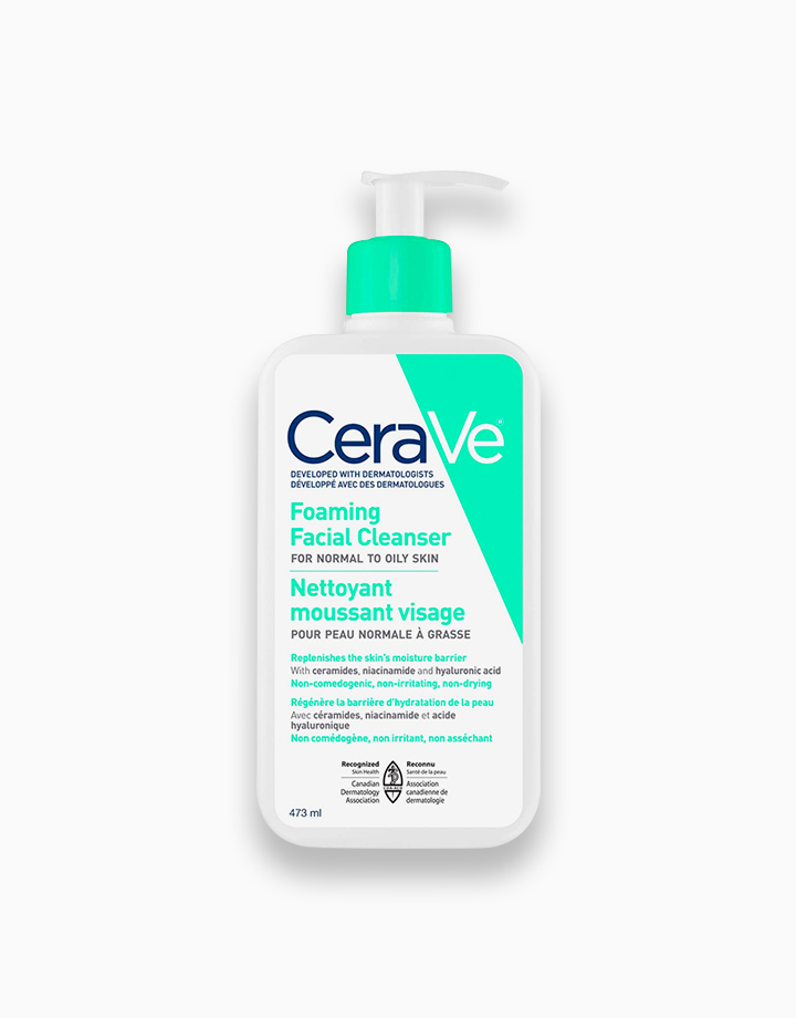 Foaming Cleanser (473ml) by CeraVe