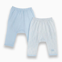 Re newborn pants for boys   set of 2