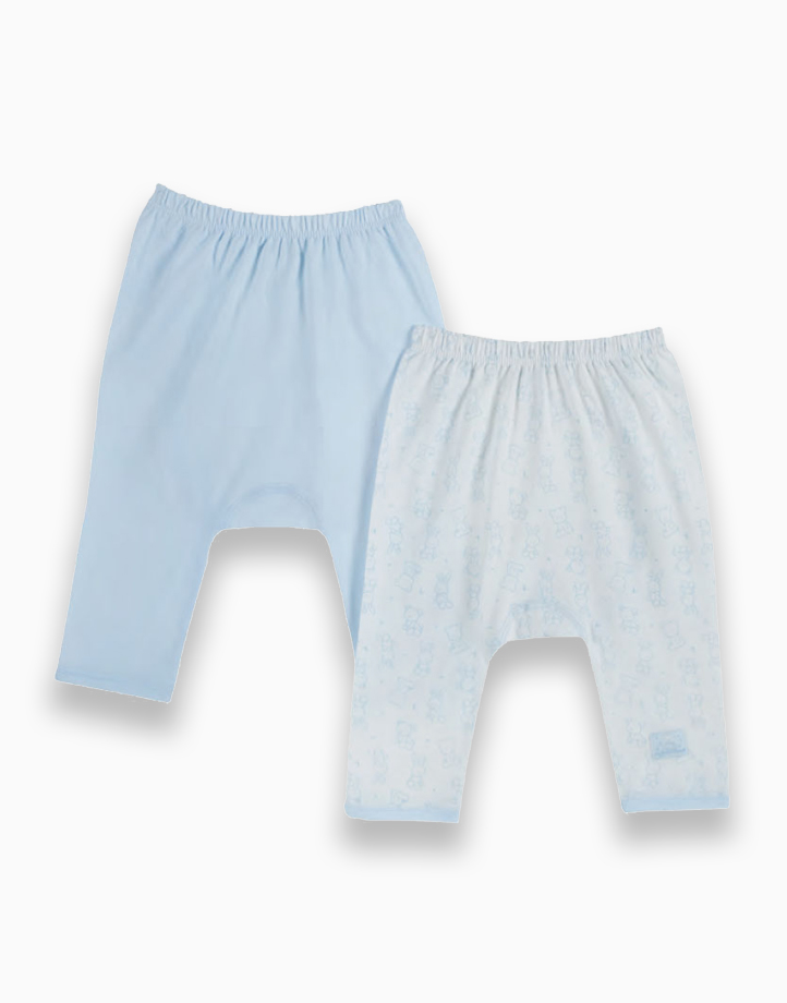 Newborn Pants for Boys - Set of 2 by Chicco | 6 MONTHS