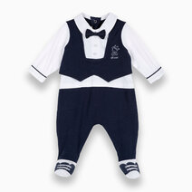 Nappy Opening Babysuit Stretch Jersey by Chicco