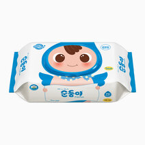 Premium Baby Wipes Embossed & Unscented (70s) by Soondoongi