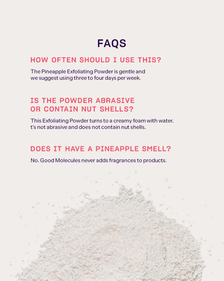 Pineapple powder 3
