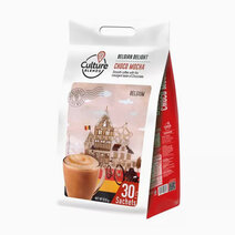 Belgian Delight Choco Mocha Coffee (27g x 30s) by Culture Blends