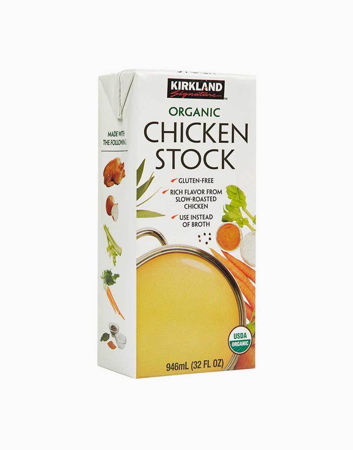 Organic Chicken Stock (946ml) by Kirkland