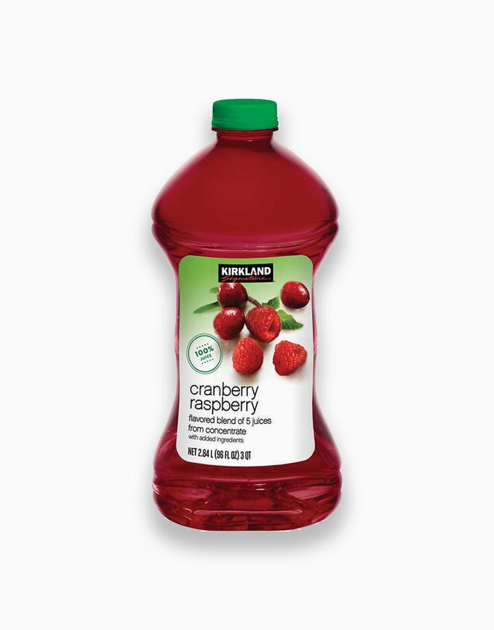 Cranberry Raspberry Juice (2.84L) by Kirkland