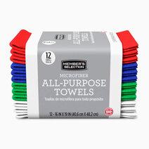 Re microfiber all purpose towels %2812pcs%29