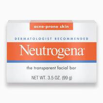 Re neutrogena transparent facial bar for acne prone skin