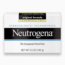 Re neutrogena original formula transparent facial bar