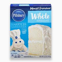 Moist Supreme White Cake Mix (15.25oz) by Pillsbury