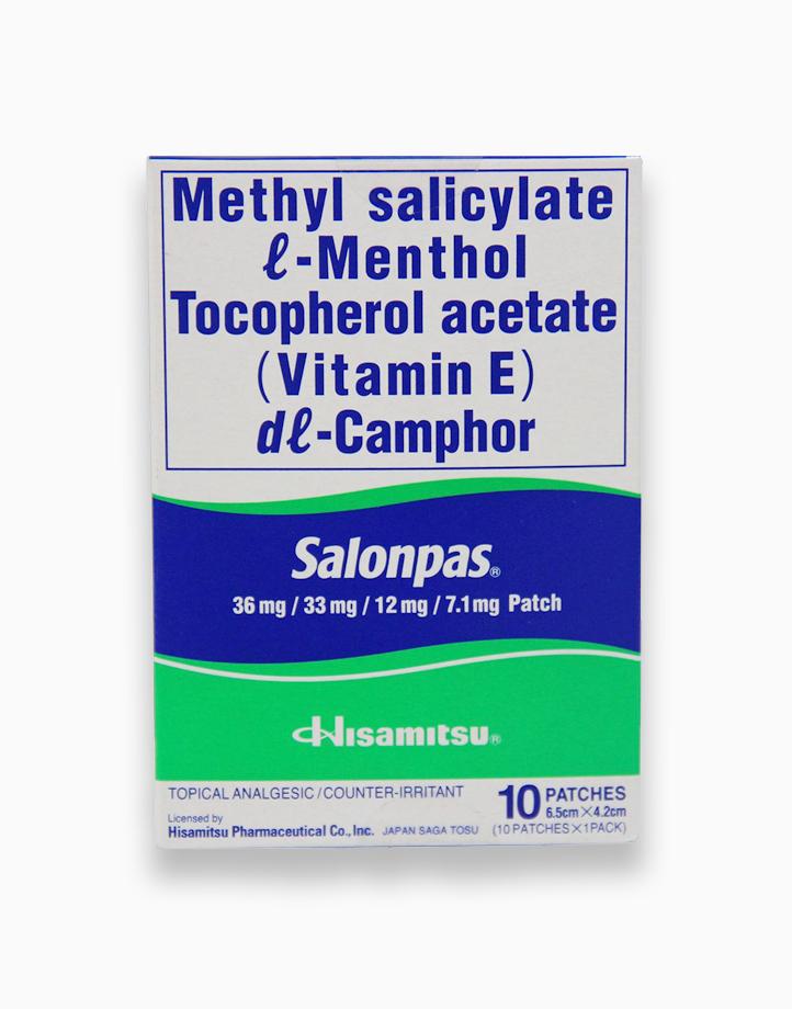 Salonpas Medicated Patch (10s) by Salonpas