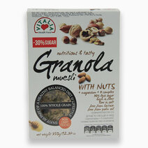 20% Less Granola Muesli with Nuts (350g) by Vitalia