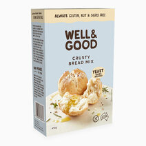 Crusty Bread Mix (475g) by Well & Good