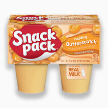 Re snack pack pudding butterscotch