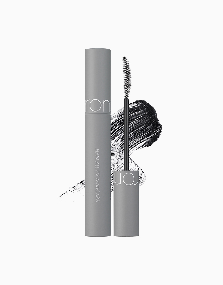 Han All Fix Mascara by Rom&nd   L01 Long Black
