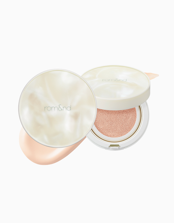 Clear Cover Cushion #Hanbook Edition by Rom&nd | 01 Pure 21