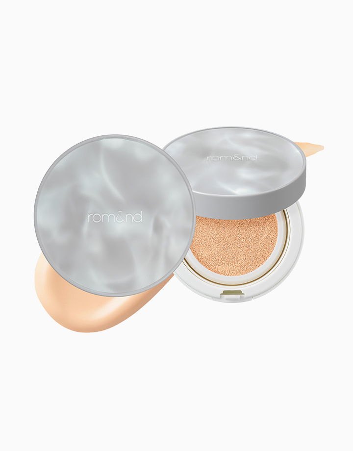 Clear Cover Cushion #Hanbook Edition by Rom&nd | 03 Beige 23