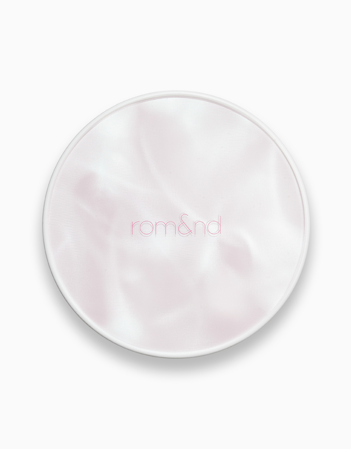 Clear Cover Cushion #Hanbook Edition by Rom&nd | 02 Natural 21