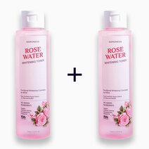 Re b1t1 baroness rose water whitening toner